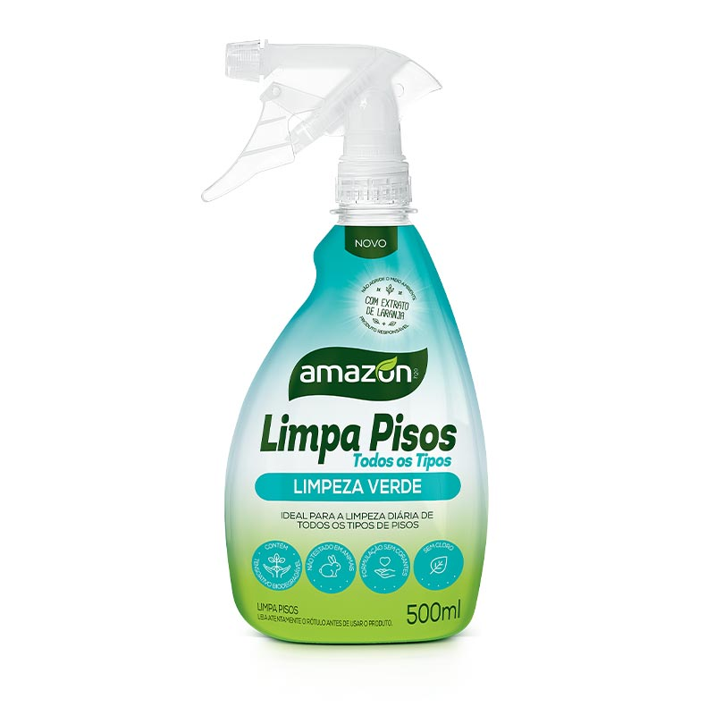 LIMPA PISOS GATILHO 500 ML